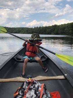 harlan canoe