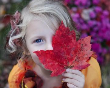 leaffacegirl